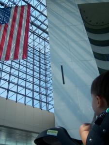 JFK Museum, Boston
